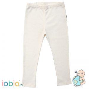 Iobio – Leggings I økologisk Uld/silke