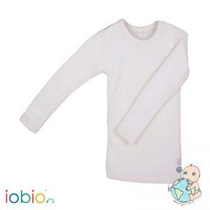 Iobio – Bluse I økologisk Uld/silke