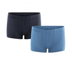 Living Crafts – Boxershorts I økologisk Bomuld, Blå