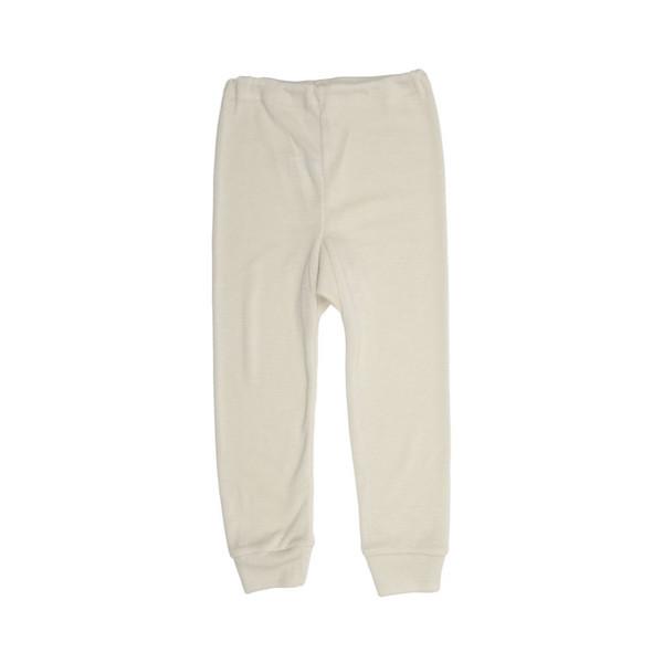1a680f0c Engel - Leggings i økologisk uld/silke (long johns), natur • Økoyngel.dk