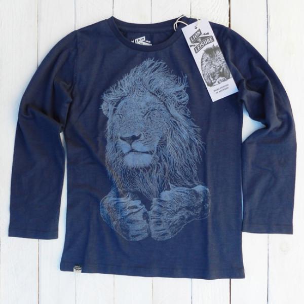 Bluse I økologisk Bomuld Fra Lion Of Leisure.