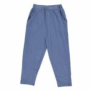 Pierrot La Lune – Bukser I økologisk Bomuld, Denim Blue