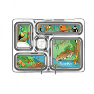 PlanetBox – Magneter Til Rover, Regnskov