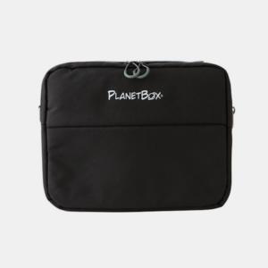 PlanetBox – Bæresleeve I Genanvendt Polyester, Jet Black