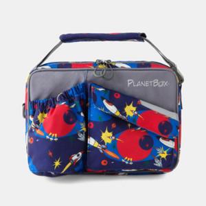 PlanetBox – Bæretaske I Genanvendt Polyester, Rocket