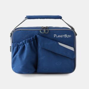 PlanetBox – Bæretaske I Genanvendt Polyester, Starry Blue