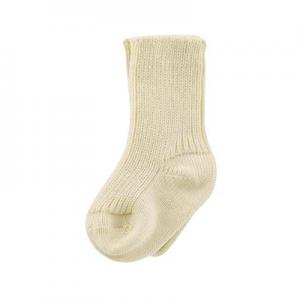 Living Crafts – Sokker I Blødt økologisk Uld, Neutral