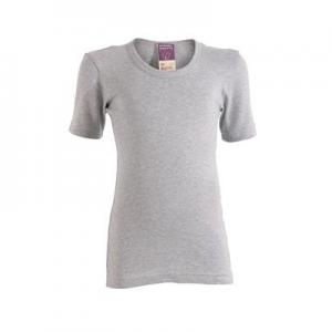 Living Crafts – T-shirt I økologisk Bomuld, Grå