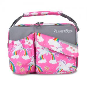 Planetbox – Bæretaske I Genanvendt Polyester, Enhjørning