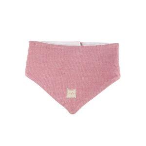 Pure Pure By Bauer – Halstørklæde I økologisk Uld, Cashmere Rose