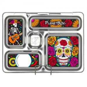 PlanetBox – Magneter Til Rover, Dia De Los Muertos