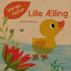 Vores Natur: Lille Ælling – En Bæredygtig Bog I Genanvendt Pap