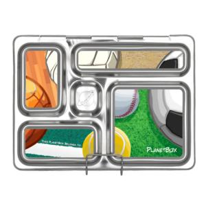 PlanetBox – Magneter Til Rover, Sport