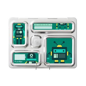 PlanetBox – Magneter Til Rover, Robo Friends