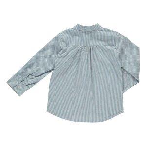 Skjorte I GOTS-certificeret Bomuld Fra Pierrot La Lune.