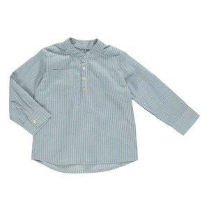 Pierrot La Lune – Skjorte I økologisk Bomuld, Emil