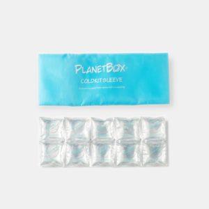 PlanetBox – Fryseelement Uden Skidt Kemi, Light Blue