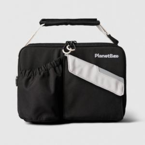 PlanetBox – Bæretaske I Genanvendt Polyester, Black Currant